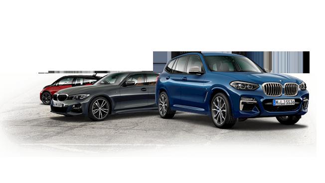 BMW Range