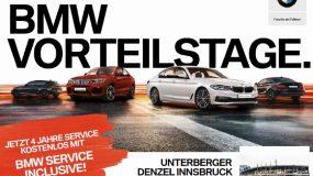 +++ BMW Vorteilstage +++