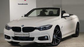 Aktionsmodell BMW 420d Cabrio