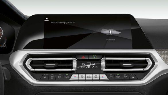 BMW 3er Limousine Intelligent Personal Assistant