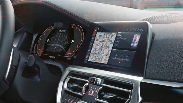 BMW 3er Touring M Instrumentencluster