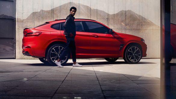 BMW X4 M Exterieur
