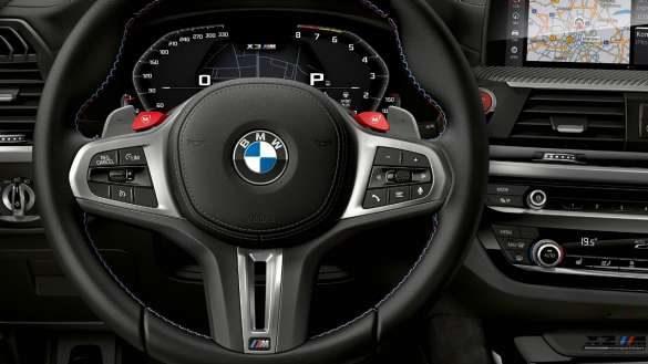 BMW X3 M Servotronic