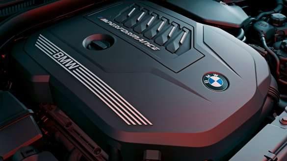 BMW TwinPower Turbo 4-Zylinder Dieselmotor