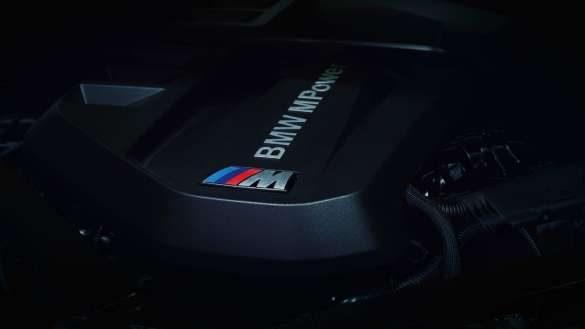 BMW M TwinPower Turbo Reihen-6-Zylinder Benzinmotor