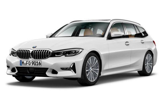 BMW Modell Luxury Line